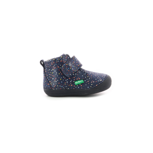 Kickers SABIO NAVY DOTS MULTICO