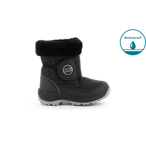Kickers JUMPSNOW WPF NOIR BRILLANT