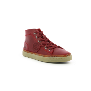 Kickers SOFO ROUGE FONCE