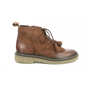 Kickers OXANYHIGH MARRON