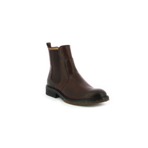 Kickers ALPHASEA MARRON FONCE