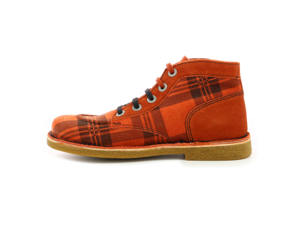 LEGENDIKNEW ORANGE TARTAN