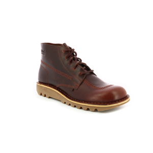 Kickers KICK HI 50TH DARK BROWN