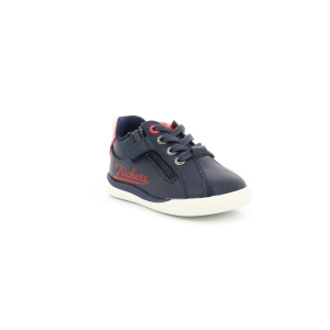Kickers CHICAGO BB MARINE / ROUGE