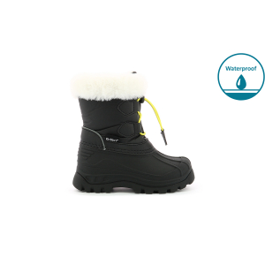Kickers SEALSNOW NOIR