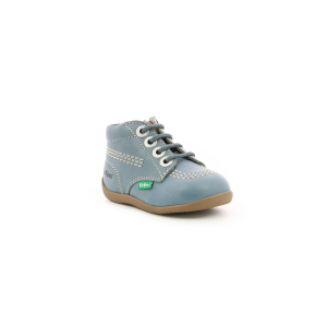 Kickers BILLYZIP-2 BLUE DENIM