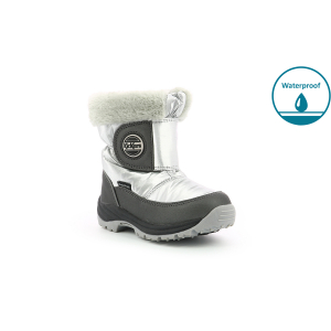 Kickers JUMPSNOW WPF LIGHT SILVER