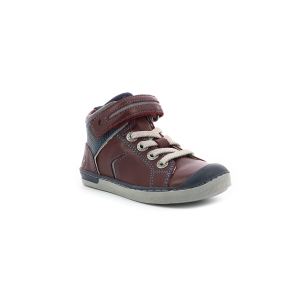 Kickers IRELAS DARK BROWN NAVY