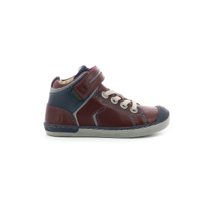 Kickers IRELAS MARRON FONCE MARINE