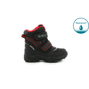 Kickers JUKKRO BLACK RED