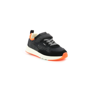 Kickers KIWYVELC CDT BLACK CORAIL