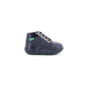 BONBON-2 NAVY DOTS MULTICO