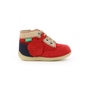 Kickers BONZIP-2 OTHER RED