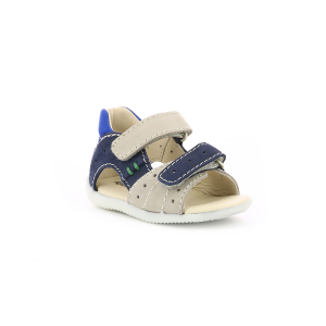 Kickers BOPING-2 GREY NAVY BLUE