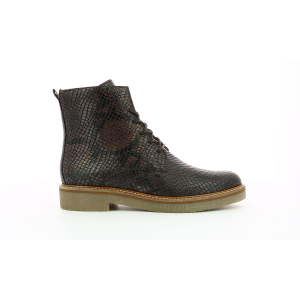 Kickers OXIGENO BROWN REPTILE
