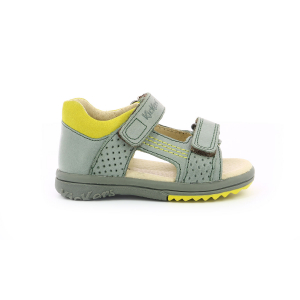 Kickers PLAZABI KHAKI GREEN