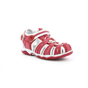 Kickers KAWA ROSE BLANC