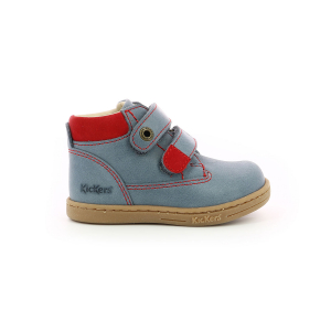 Kickers TACKEASY BLUE RED