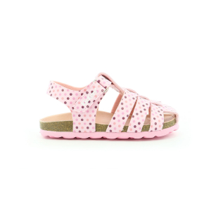 Kickers SUMMERTAN ROSE POIS