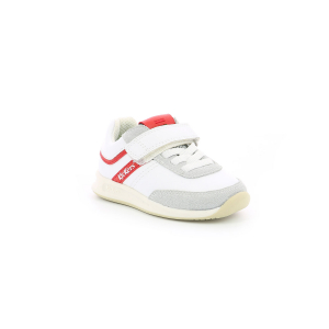 Kickers KICKSTYLE WHITE  RED