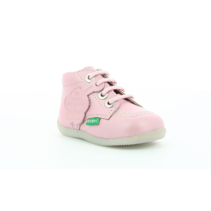 Kickers BILLY-2 METALLISED PINK