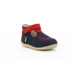 Kickers BONBEKRO NAVY RED
