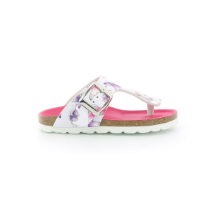 Kickers SUMMERIZA BLANC PAPILLON
