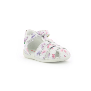 Kickers BIGFLO BLANC PAPILLON