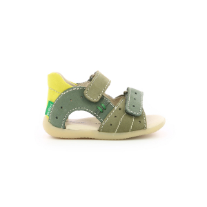 Kickers BOPING-2 GREEN TRICOLOR