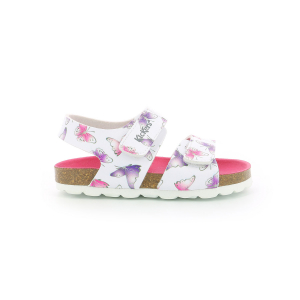 Kickers SUMMERKRO BLANC PAPILLON