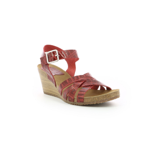 Kickers SOLYNA ROUGE CROCO