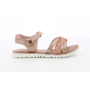 Kickers BETTY PINK METALLIC