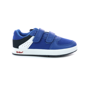 Kickers GREADY LOW CDT BLEU MARINE