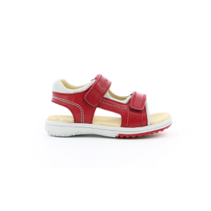 Kickers PLATINO RED GREY
