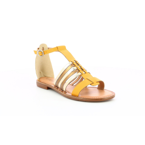 Kickers ETIKET JAUNE OR BRONZE
