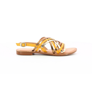 Kickers ETRUSK JAUNE OR BRONZE