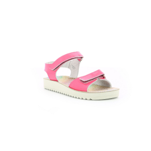 Kickers ODYSCRATCH PINK PATENT