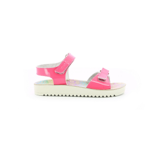Kickers ODYSCRATCH ROSE VERNIS