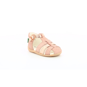 Kickers BIGFLY-2 PINK ETHNIC