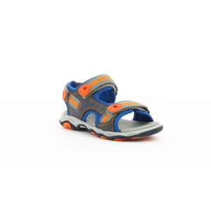 Kickers KIWI BLEU MARINE ORANGE