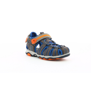 Kickers KAWA BLEU MARINE ORANGE