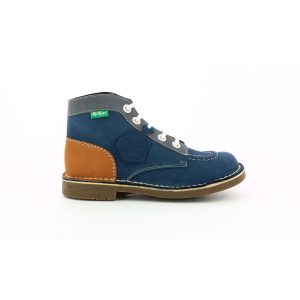 Kickers KICK COL NAVY CAMEL