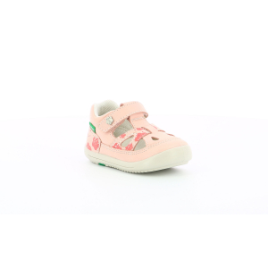 Kickers KIKI PINK FLOWER