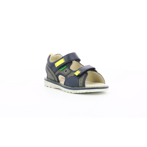 Kickers PEPPER MARINE JAUNE