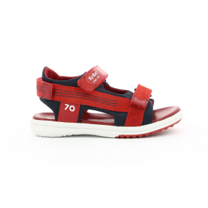 Kickers PLANE RED NAVY