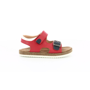 Kickers FUNKYO RED NAVY WHITE