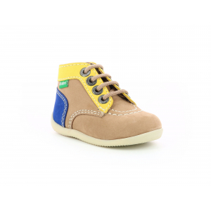 Kickers BONBON-2 LIGHT BEIGE