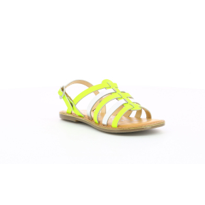 Kickers DIXON YELLOW NEON SILVER