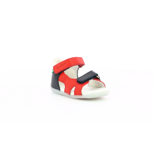 Kickers BINSIA-2 NAVY RED WHITE