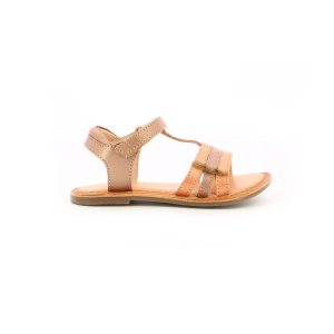 Kickers DIAMANTO ORANGE CLAIR ROSE